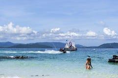 The Thai island of phuket Royalty Free Stock Photography