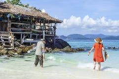 The Thai island of phuket Stock Photo