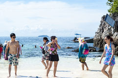 The Thai island of phuket Stock Images
