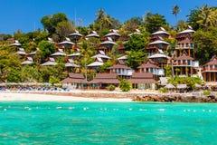 Thai island resort Stock Images