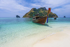 Thai islands Stock Image