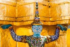 thai jätte Arkivfoto