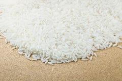 Thai Jasmin rice Stock Image