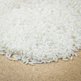 Thai Jasmin rice Royalty Free Stock Photography