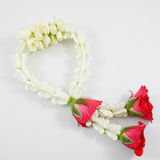 Thai jasmine garland Stock Photo