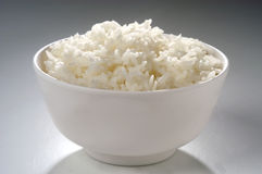 Thai jasmine rice Royalty Free Stock Images