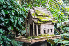 Thai joss house Royalty Free Stock Photo