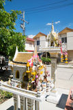 Thai joss house Royalty Free Stock Images