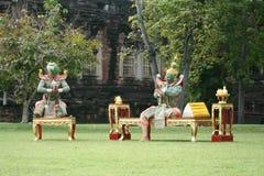 Thai Khon Stock Image