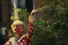 Thai Khon Stock Photo