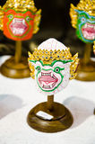 Thai khon mask Stock Photos