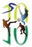 Thai kick takraw Stock Image