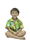 Thai kid Stock Image