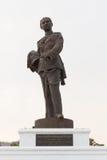 Thai king Chulalongkorn the Great (Rama V) monument at Ratchapak. HUA HIN, THAILAND-APRIL 22 : Thai king Chulalongkorn the Great (Rama V) monument at Ratchapakdi Royalty Free Stock Image