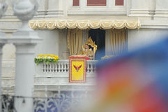 Thai King's 85th Birthday Royalty Free Stock Image