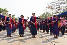 thai klassisk dance1 Arkivbild