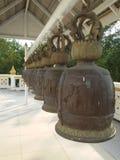 Thai Klocka Royaltyfri Foto