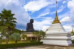 thai kloster Arkivfoton