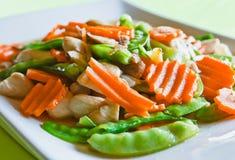 thai kokkonst Royaltyfri Fotografi