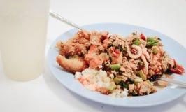 thai kokkonst fotografering för bildbyråer