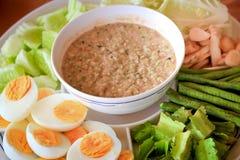thai kokkonst Arkivfoton