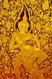thai konst Royaltyfria Bilder