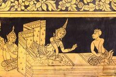 thai konst Royaltyfria Foton