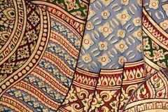 thai konstmålningar Arkivbilder