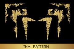 thai konstmodell Fotografering för Bildbyråer