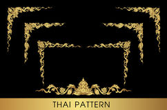 thai konstmodell Royaltyfria Bilder