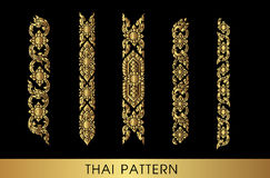 thai konstmodell Royaltyfri Fotografi