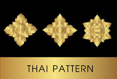 thai konstmodell Royaltyfri Foto