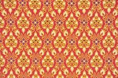 thai konstnärlig textur för bildlayst Royaltyfria Foton