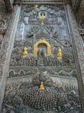 thai konsttempel Arkivfoton