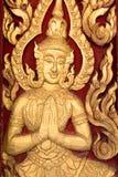 thai konsttextur Fotografering för Bildbyråer