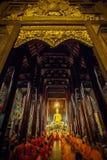 thai kultur Arkivfoto