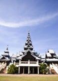 thai kyrkligt tempel Royaltyfri Fotografi