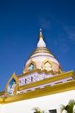 thai kyrkligt tempel Fotografering för Bildbyråer