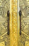 thai kyrkligt tempel för bult Arkivbild
