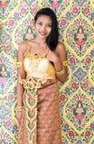 Thai lady Stock Photography