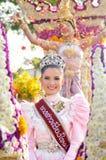 Thai lady smile Royalty Free Stock Image