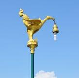 Asian lamp Stock Image