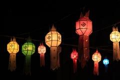 thai lampa Arkivfoton