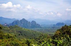 Thai landscape Stock Image