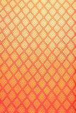 Thai lanna silk pattern texture Stock Photography