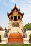 The Thai Lanna style art Royalty Free Stock Images