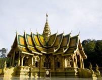 thai lannastiltempel Royaltyfri Bild