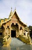 thai lannastiltempel Royaltyfria Foton