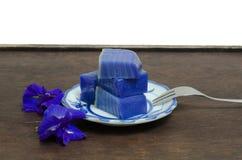 Thai layer Cake Royalty Free Stock Photos