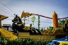 Thai Lent Festival Royalty Free Stock Image